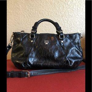 MCM Black Bag